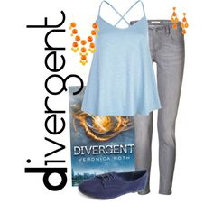 When I see Divergent, then I will wear this! Divergent Outfits, Divergent Fashion, Fandom Outfits, New Outfits, Divergent Party, Divergent Clothes, Cool Outfits, Summer Outfits, Divergent Trilogy