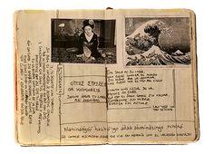 Moleskine 21 by Juan Rayos, via Flickr