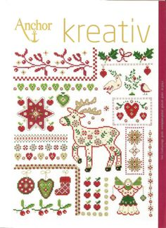 Creative Christmas #2 • 2/4 – a wonderful selection of designs suitable for a multitude of projects.