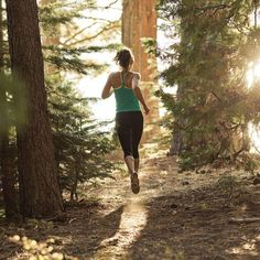 Mornings running trails...our location is nearby several lovely trails, ask for the jogging routes map at the concierge!