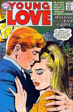 Young Love comic.