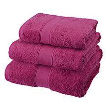 Sainsbury's Cerise Towel