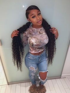 tadiorx 🦋 You are in the right place about braids hairstyles black women. tadiorx 🦋 You are in the right place about braids hairstyles black women… tadiorx 🦋 Hair Ponytail Styles, Weave Ponytail Hairstyles, Baddie Hairstyles, My Hairstyle, Sleek Ponytail, Black Girls Hairstyles, Curly Hair Styles, Headband Hairstyles, Hairstyles Haircuts
