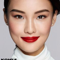 Gia @gia_tang for Kohl's Beauty #makeup @bobbybujisicmakeup #hair @felixfischerhair #beauty @onemanagement @judycaseyinc