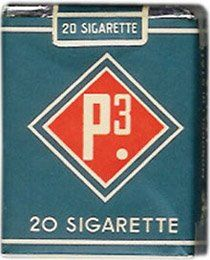 vintage cigarette pack. (oh, if only I saw THIS in a parking lot... wonderful)
