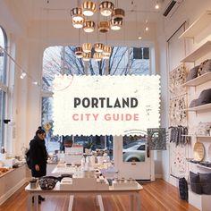 Portland, OR City Guide | Design*Sponge