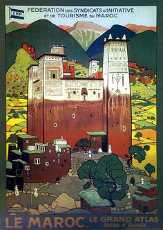 L'Ounila de Majorelle   Maroc Désert Expérience http://www.marocdesertexperience.com