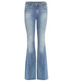 M.I.H JEANS The Marrakesh Flared Jeans. #m.i.hjeans #cloth #jeans