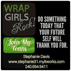 Wrap Girls Rock!