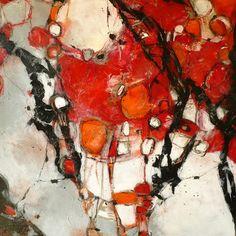 Coloured music II by Monika Ostheimer