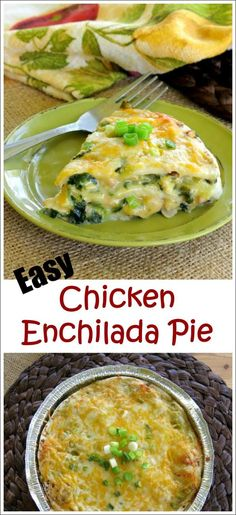 Layered Chicken Enchilada Casserole Recipe - This one has been in the freezer for a month! It's healthy, freezeable and mostly hands-off cook time. Perfect for entertaining!: Layered Chicken Enchilada Casserole Recipe - This one has been in the freezer for a month! It's healthy, freezeable and mostly hands-off cook time. Perfect for entertaining!
