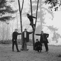 The Sonics by Jini Dellaccio, 1965