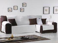 Funda sofá para Chaise Longue Chenilla Juan