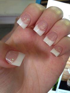 My acrylic nails!