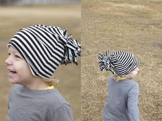 Beginner Project - DIY Slouchy Beanie See Kate Sew