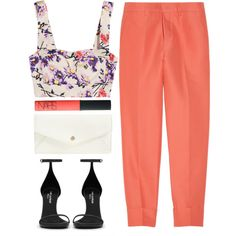 hot stuff, created by rosiee22 on Polyvore