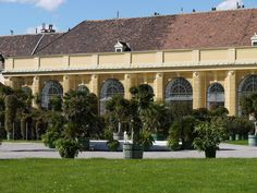 """See 140 photos and 9 tips from 1865 visitors to Orangerie. """"If you are fond of gardens, architecture and history. visiting Schonbrunn is a must. Austria, Touring, Palace, Sidewalk, Architecture, Arquitetura, Side Walkway, Palaces, Walkway"""