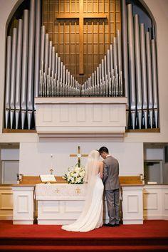 Faith-Filled Virginia Beach Wedding by Sarah Bradshaw Photography