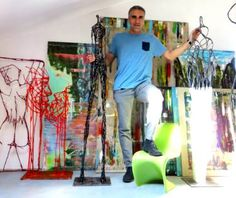 """Saatchi Art Artist Michele Rizzi; Photography, """"In the studio - Limited Edition 1 of 1"""" #art"""