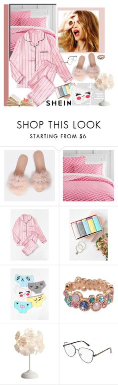 """SheIn Girlish (426)"" by carola-corana ❤ liked on Polyvore featuring Celestine and PBteen"