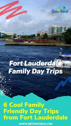 Biscayne National Park, Fort Myers Beach, Easy Day, Family Day, Florida Vacation, Fort Lauderdale, Day Trips, National Parks, The Incredibles