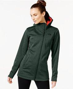 The North Face Haldee Raschel Parka - Coats - Women - Macy's