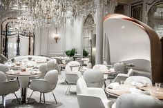 Lunch in Alain Ducasse Restaurant (without beverages) for one
