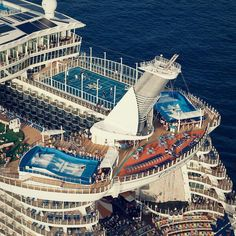 We take family time to a whole new level on Oasis of the Seas.