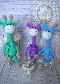 Забавные жирафы – купить в интернет-магазине на Ярмарке Мастеров с доставкой - ESPDNRU