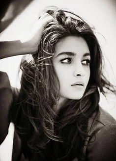 Alia Bhatt in a photoshoot.