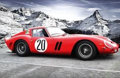 WOW! 10 of the Greatest Ferrari's Ever Made. Does this Ferrari 250 GTO deserve top spot? Click to have your say... #spon #Ferrari