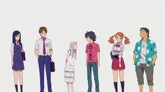 Full of feels din tong anime na to shet  Menma ❤️