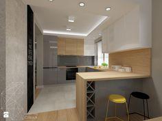 Dom 120 m2 pod Krakowem - Kuchnia, styl nowoczesny - zdjęcie od INNers - Katarzyna Cybula