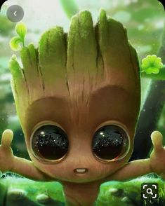 Is this Baby Groot, the baby Baby Groot? He is so adorable 😍 ctto Cartoon Wallpaper Iphone, Cute Disney Wallpaper, Marvel Wallpaper, Cute Wallpaper Backgrounds, Cute Cartoon Wallpapers, Baby Wallpaper, Wallpaper Wallpapers, Animal Wallpaper, Cute Disney Drawings