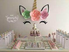 Unicorns Birthday Party Ideas | Photo 1 of 25 | Catch My Party