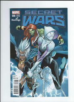 X-MEN 1 HASTINGS RARE STORE VARIANT NEW MARVEL NOW NM VOLUME VOL 4 V 001