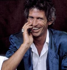Keith Richards by Paul Natkin (1987, NYC)