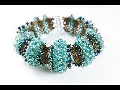 Interesting Russian tute on designing bracelets ~ Seed Bead Tutorials