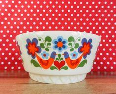 Vintage bowl VEB Torgau form Heike 2  Mid by Retromania1331 must find