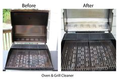 Click here to learn more. Grill cleaning tip: Before and after picture using Norwex Oven and Grill Cleaner. $29.99 www.suethomson.norwex.biz