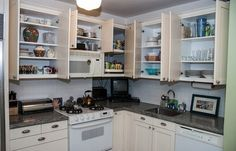 Kitchen: AFTER. Declutter Your Home