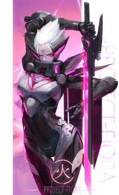 Project Fiora - League of Legends fan art by Linger FTC #leagueoflegends #LOL #cosplayclass #cosplay