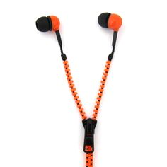 Now get yourself free from untangling the headphone, buy this zipped headphone which don't get tangled. Simply zipped it up when you dont ne...