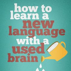 Learn A New Language With A Used Brain