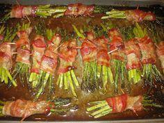 Trisha Yearwood Asparagus Bundles