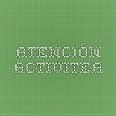 Atención - activiTEA