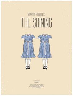 Filmposters gebaseerd op kledingstijl