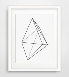 Home Decor Minimalist Art Geometric Prints by MelindaWoodDesigns #homedecor #minimalistdecor #minimalistart