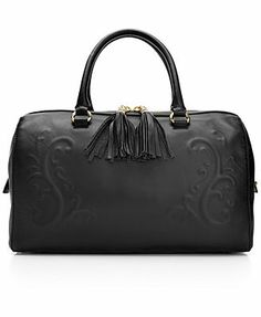 Juicy Couture Handbag, Olvera Leather Steffy Satchel  I WANT THIS!!!!!!!!!!!