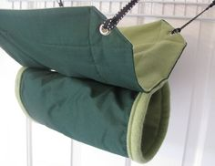 Medium Rat Tunnel Hammock 12x14 Choose your by Friends4Fuzzies, $12.00